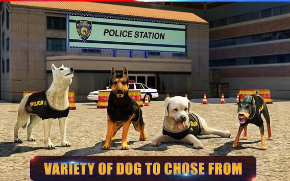 Police Dog 3D : Crime Chase apk screenshot