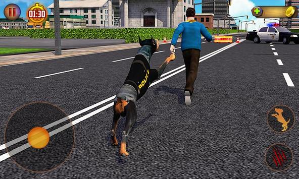 Police Dog Simulator 3D Cartaz