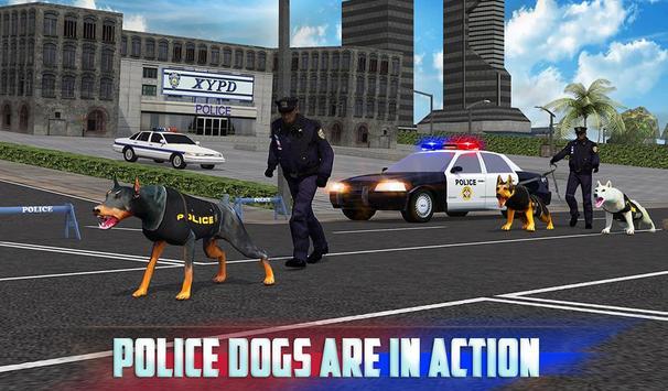 Police Dog Simulator 3D imagem de tela 14
