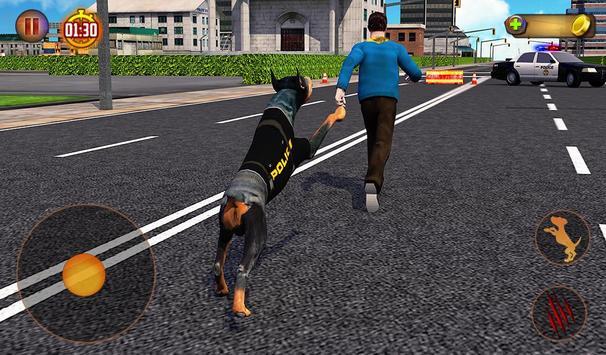 Police Dog Simulator 3D imagem de tela 10