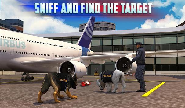 Police Dog Simulator 3D imagem de tela 12