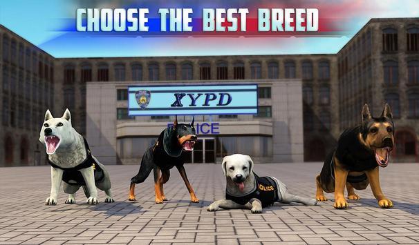 Police Dog Simulator 3D imagem de tela 13