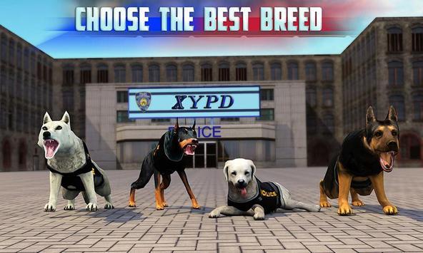 Police Dog Simulator 3D imagem de tela 3