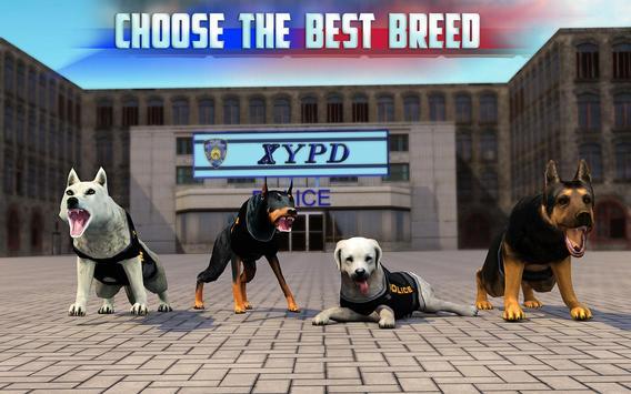 Police Dog Simulator 3D imagem de tela 8