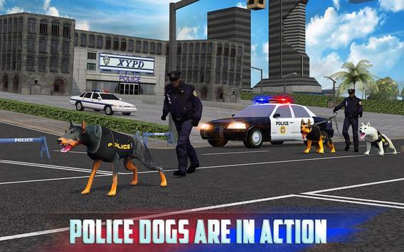 Police Dog Simulator 3D imagem de tela 9