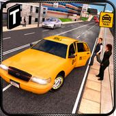 Taxi Driver 3D icon