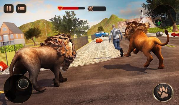 Rage Of Lion screenshot 10