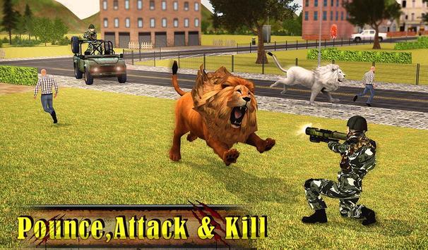Rage Of Lion screenshot 12