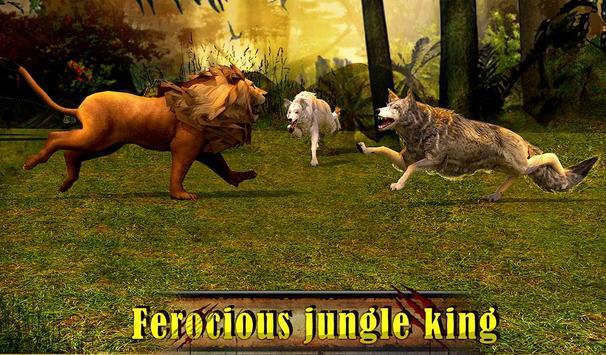 Rage Of Lion screenshot 13