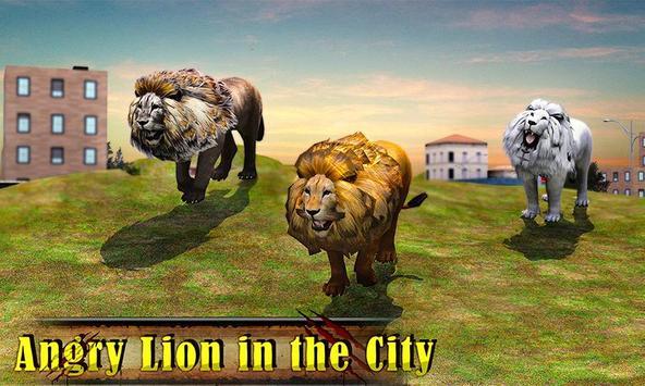 Rage Of Lion screenshot 1
