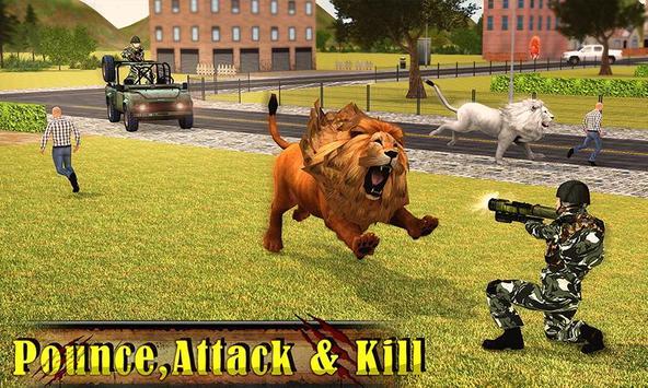 Rage Of Lion screenshot 2