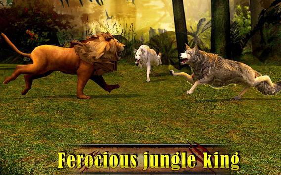 Rage Of Lion screenshot 8