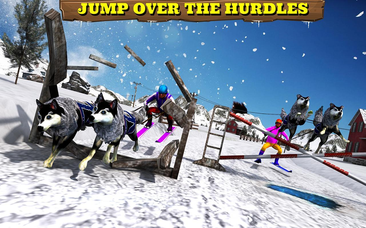 Sled Dog Racing 2017 For Android Apk Download