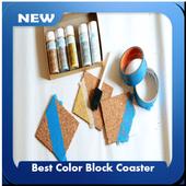 Best Color Block Coaster icon