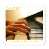Learn Piano Step by Step icon