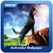 Rottweiler Wallpaper icon