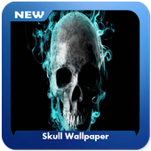 Skull Wallpaper icon