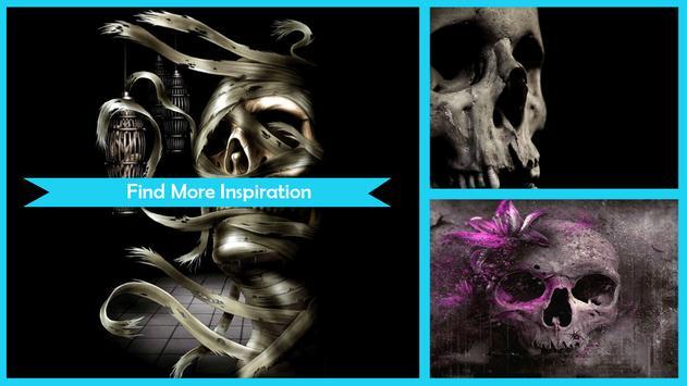 Skull Wallpaper screenshot 4