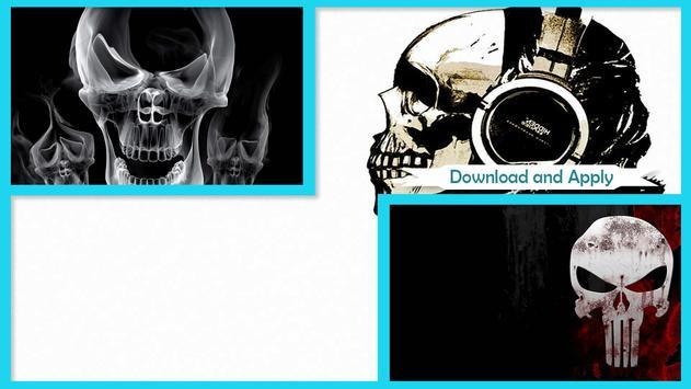 Skull Wallpaper poster
