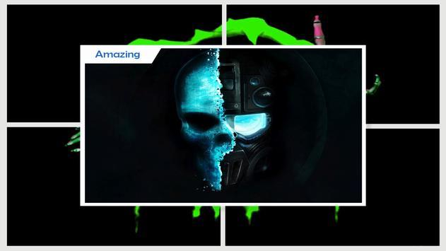 Skull Wallpaper screenshot 2