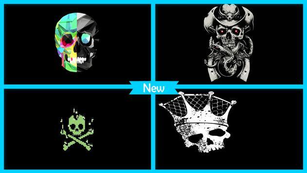 Skull Wallpaper screenshot 3
