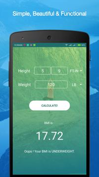 Bmi Calculator apk screenshot