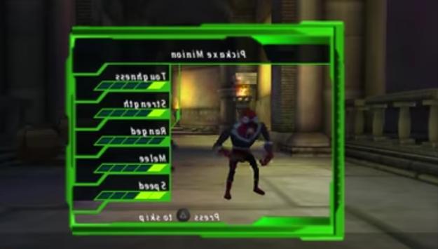 How to play Ben 10 apk screenshot
