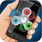 Spinning Color Fidget icon
