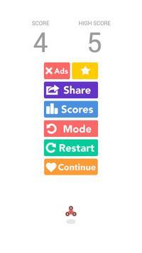Spinning Color Fidget screenshot 7
