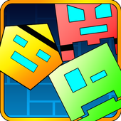 Tappy Geometry: Endless Arcade icon