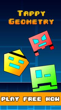 Tappy Geometry: Endless Arcade poster