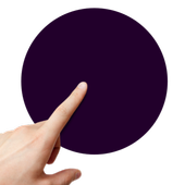 Tap the Dot icon