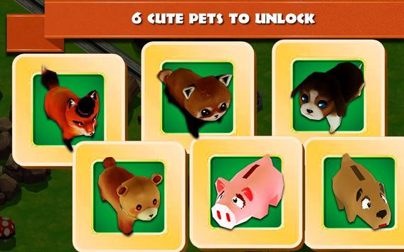 Crossy Pets screenshot 1