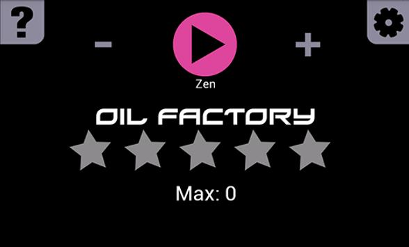 Oil Factory poster