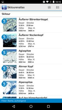 Skitourenatlas Südtirol apk screenshot