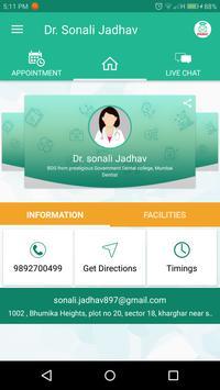 Dr. Sonali Jadhav screenshot 1