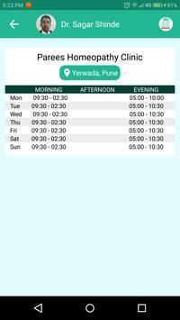Parees Homeopathy Clinic screenshot 3