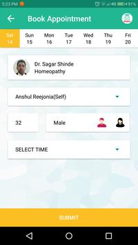 Parees Homeopathy Clinic screenshot 2