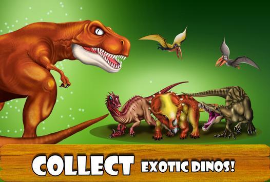 Dinosaur Zoo captura de pantalla 6