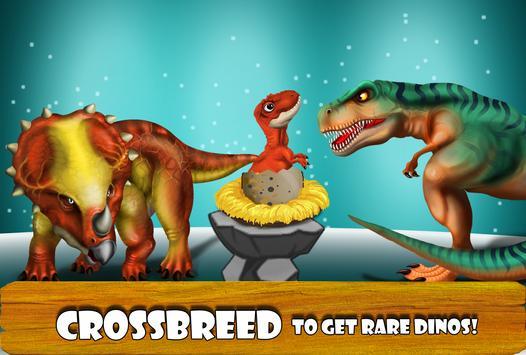 Dinosaur Zoo captura de pantalla 13