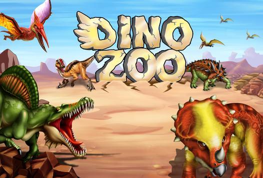 Dinosaur Zoo captura de pantalla 10