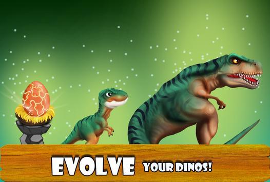 Dinosaur Zoo captura de pantalla 14