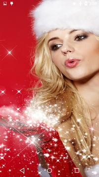 Hot Christmas Girls Wallpaper poster ...