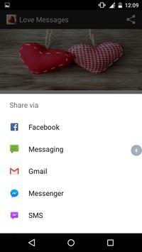 Love messages 2017 (cute love) screenshot 4