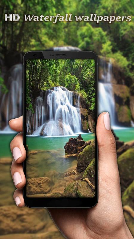 Waterfall 3d Live Wallpapers With Sound For Android Apk Download
