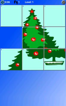 Slide Puzzle for Kids Free poster