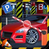 Sports Car Parking Challenge icon