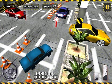 Sports Car Parking Challenge apk screenshot