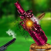 Bottle Flip Shooting Expert icon