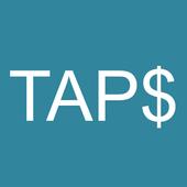 Taps for Money icon